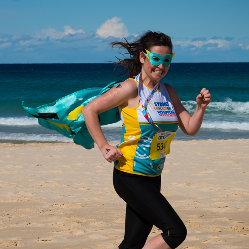 Sign up to City2Surf