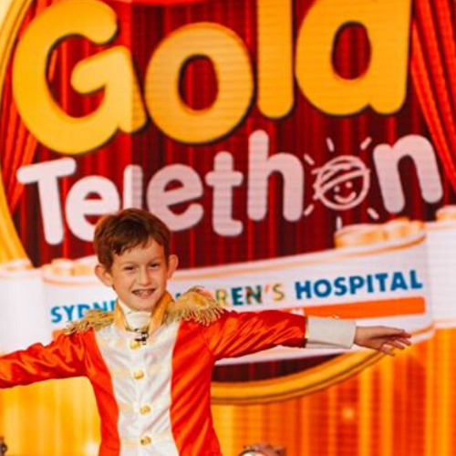 Share your story on Gold Telethon!