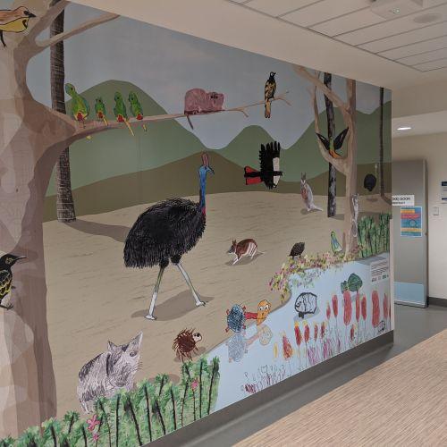 C2N's new mural