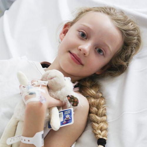 Getting kids home from hospital sooner